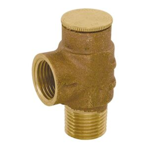 Figure 3. A typical 75 PSI pressure relief valve for private well systems.