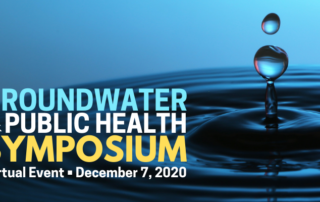 NGWA Virtual Groundwater and Public Health Symposium